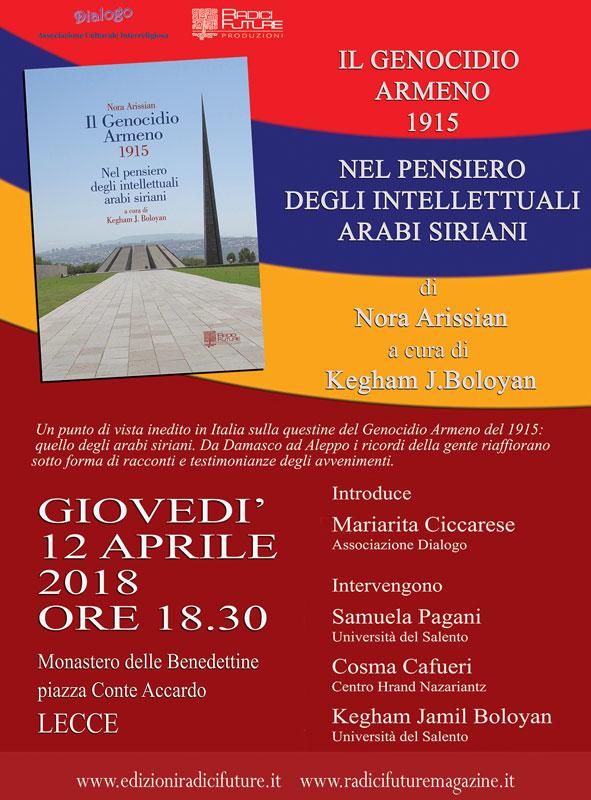 il genocidio armeno 1915