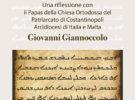 Riflessione con il Papas della Chiesa Ortodossa del Patriarcato di Costantinopoli Arcidiocesi di Italia e Malta – Giovanni Giannoccolo