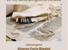 Presentazione del libro di Haim Fabrizio Cipriani – Schiudi le mie labbra, le vie della preghiera ebraica